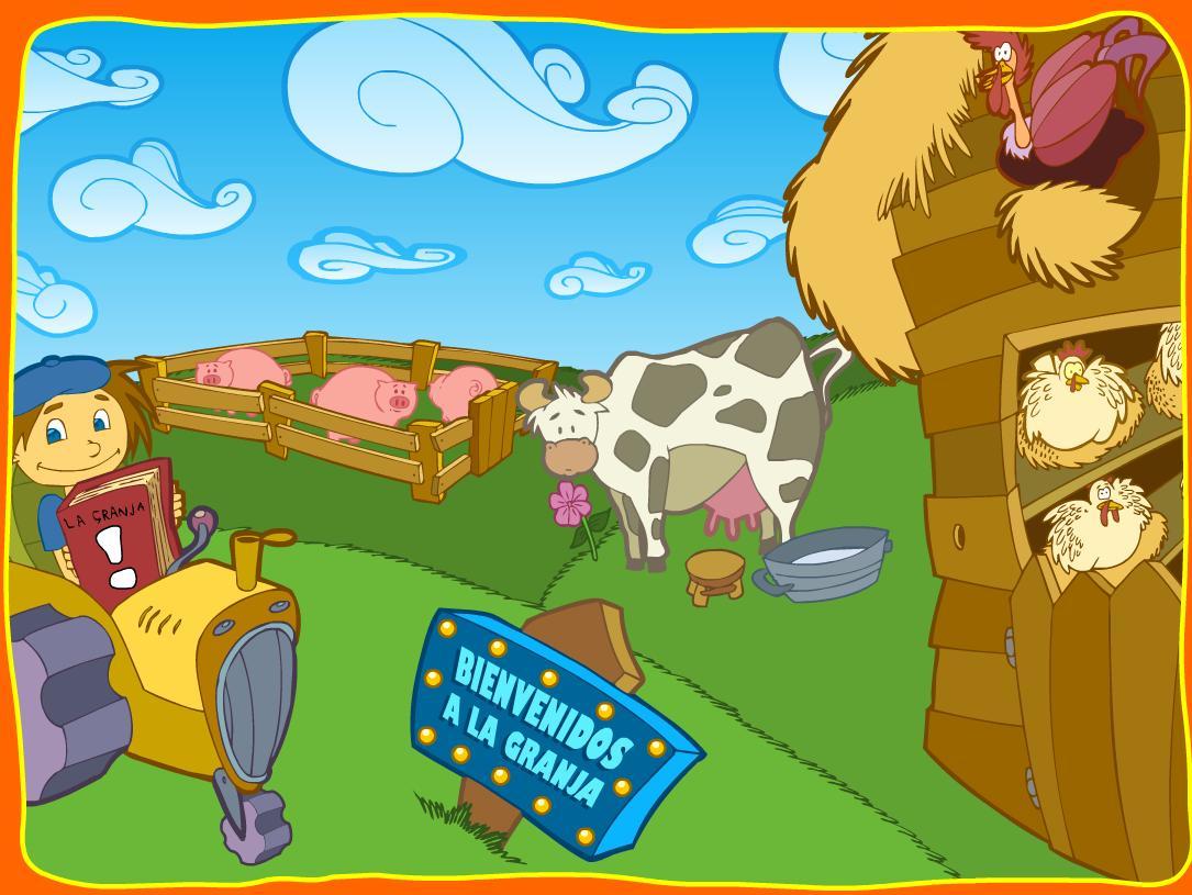 Juegos la granja en aula 365 el blog de aula365 - Parador de la granja fotos ...
