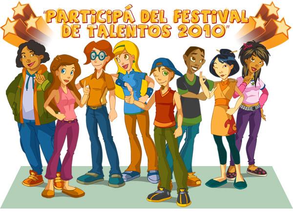 Participa en el Festival de Talentos de Aula365