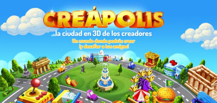 Bienvenido a Creápolis!